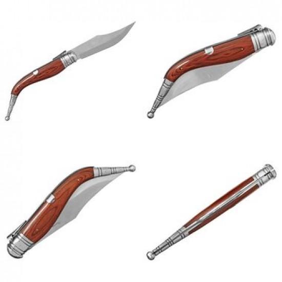 Zatvárací nôž Albainox 04011 Bandolera XXL