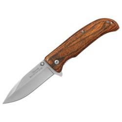 Zatvárací nôž Albainox 18014-A tmavý
