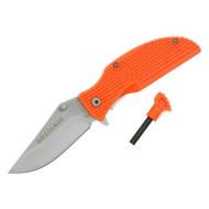 Zatvárací nôž Albainox 19700 + kresadlo