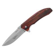 Zatvárací nôž Albainox 19973-A tmavý
