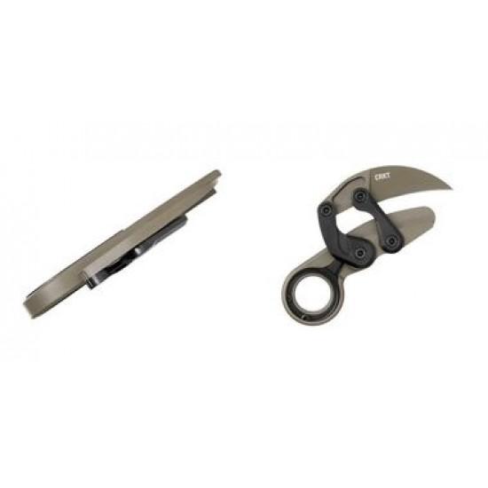 Zatvárací nôž CRKT 4040E Provoke karambit