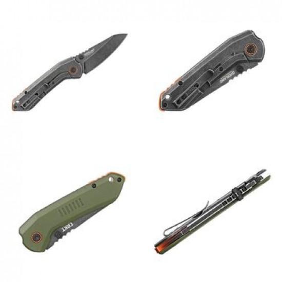 Zatvárací nôž CRKT 6280 Overland