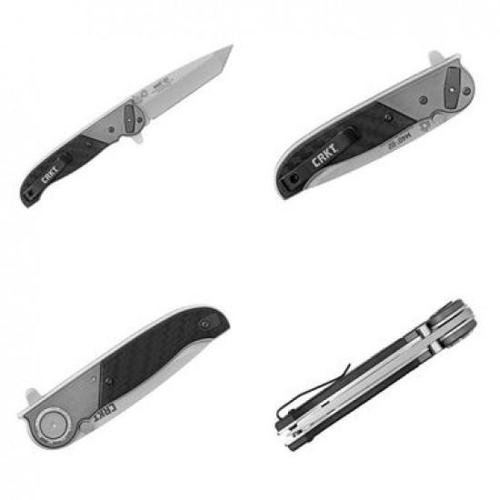 Zatvárací nôž CRKT M40-02 tanto