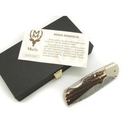Damaškový nôž Muela BX 8 A Dam