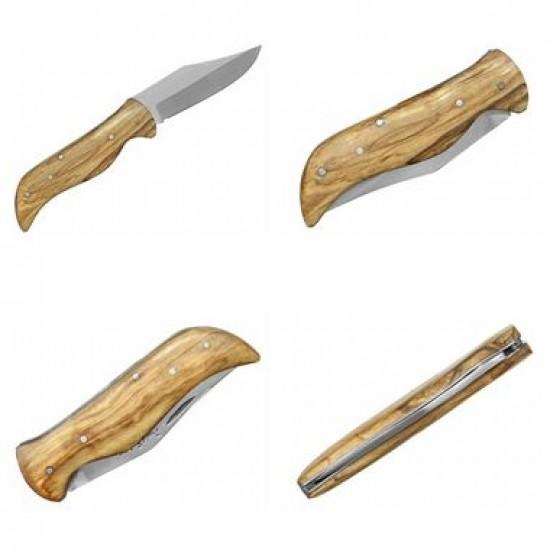 Zatvárací nôž NKM 8005 drevo