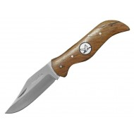 Zatvárací nôž NKM 8007 drevo kačka