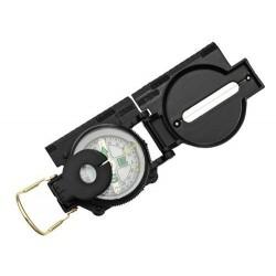 Buzola 33105 čierna kovová