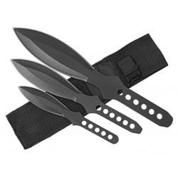 Sada vrhacích nožov 9560 3ks