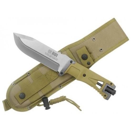 Nôž  RUI Tactical (K25) 32071 + kresadlo