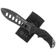 Nôž RUI Tactical (K25) 32182 tréningový veľký čierny