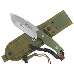 Nôž RUI Tactical (K25) 32278 Bravo outdoorový